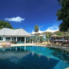 The Pattaya Discovery Beach Hotel Pattaya бассейн фото 3