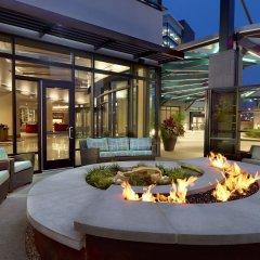 Отель Marriott Columbus University Area спа