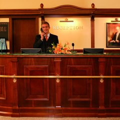 Humboldt Park Hotel And Spa интерьер отеля