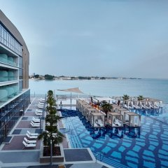 Royal M Hotel & Resort Abu Dhabi балкон