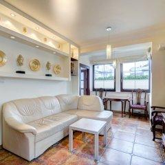 Апартаменты Dom & House - Apartment Chopina with Garden Сопот комната для гостей фото 4