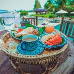Отель Sasitara Thai villas Таиланд, Самуи - отзывы, цены и фото номеров - забронировать отель Sasitara Thai villas онлайн приотельная территория фото 2