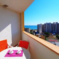 Отель Ahinoa Испания, Курорт Росес - отзывы, цены и фото номеров - забронировать отель Ahinoa онлайн балкон