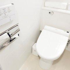 APA Hotel Shinbashi Onarimon ванная фото 3