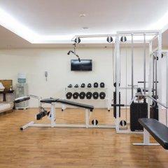 Sunbeam Hotel Pattaya фитнесс-зал фото 4