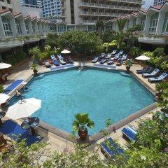 Отель Dusit Thani Bangkok Бангкок бассейн