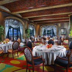 Отель Bellagio питание