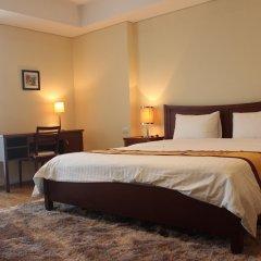 Апартаменты Pacific Place Serviced Apartment комната для гостей фото 2