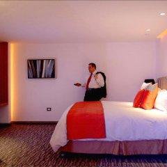 Отель Presidente Intercontinental Guadalajara Гвадалахара комната для гостей фото 2