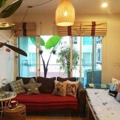 Отель Thai Happy House Бангкок интерьер отеля фото 2