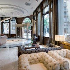 Hotel Barcelona Colonial интерьер отеля