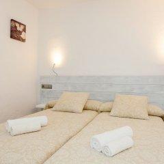 Отель Bungalows Sa Sargantana Испания, Форментера - отзывы, цены и фото номеров - забронировать отель Bungalows Sa Sargantana онлайн комната для гостей фото 2
