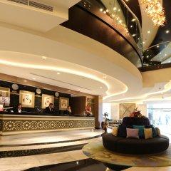 Отель Samaya Hotel Deira ОАЭ, Дубай - отзывы, цены и фото номеров - забронировать отель Samaya Hotel Deira онлайн интерьер отеля фото 2