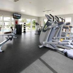 Отель Hilton Lake Taupo фитнесс-зал