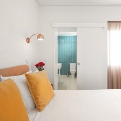 Апартаменты Lisbon Serviced Apartments Chiado Emenda комната для гостей фото 2