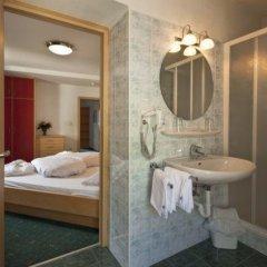 Hotel Tirolerhof Тироло ванная