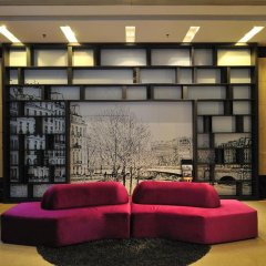 Kingtown Hotel Hongqiao интерьер отеля