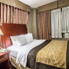 Отель La Quinta Inn & Suites New York City Central Park комната для гостей фото 5