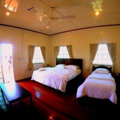 Отель Scuba Tiger Semporna Holiday Resort комната для гостей фото 4