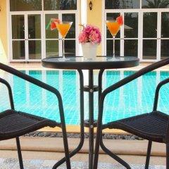 Отель The Victoria Resort Pattaya балкон