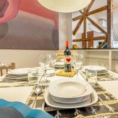 Отель Charming Santos Португалия, Лиссабон - отзывы, цены и фото номеров - забронировать отель Charming Santos онлайн питание
