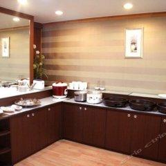 Отель Uneed Business Hotel Южная Корея, Тэгу - отзывы, цены и фото номеров - забронировать отель Uneed Business Hotel онлайн питание фото 2