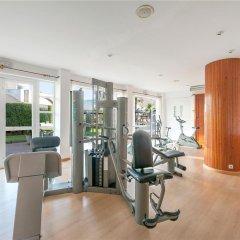 Отель EIX Platja Daurada фитнесс-зал фото 4