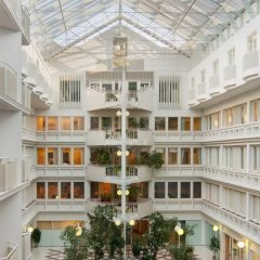 Отель Holiday Inn Oulu балкон
