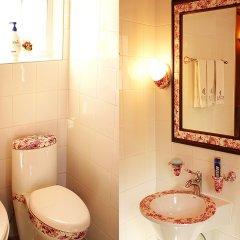 Отель KOREA QUALITY Elf Spa Resort Hotel Южная Корея, Пхёнчан - отзывы, цены и фото номеров - забронировать отель KOREA QUALITY Elf Spa Resort Hotel онлайн ванная фото 2