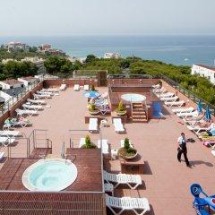 Отель H·TOP Molinos Park Испания, Салоу - - забронировать отель H·TOP Molinos Park, цены и фото номеров пляж