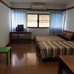 Отель Itaewon Guesthouse Бангкок комната для гостей