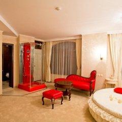 Отель Diamond Болгария, Казанлак - отзывы, цены и фото номеров - забронировать отель Diamond онлайн комната для гостей фото 5