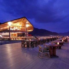 Отель Kalima Resort & Spa, Phuket Пхукет гостиничный бар
