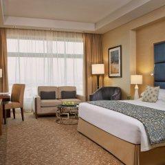 Отель Swissotel Al Ghurair Dubai Стандартный номер