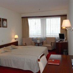 Гостиница Амбассадор 4* Стандартный номер с двуспальной кроватью фото 7