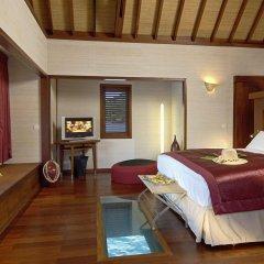 Отель Sofitel Bora Bora Marara Beach Hotel Французская Полинезия, Бора-Бора - отзывы, цены и фото номеров - забронировать отель Sofitel Bora Bora Marara Beach Hotel онлайн сейф в номере