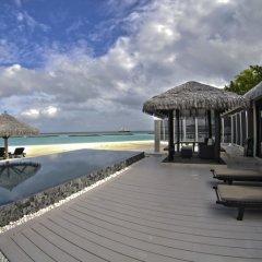 Отель Kihaa Maldives Island Resort бассейн фото 3