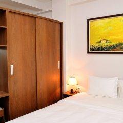 Апартаменты Blue Home Serviced Apartment Hanoi комната для гостей фото 4