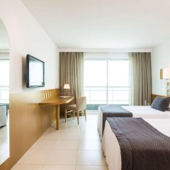 Hotel Luzeiros São Luis комната для гостей фото 5