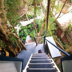 Отель Dao Anh Khanh Treehouse Ханой фитнесс-зал