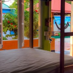 Отель Surf Inn Maldives балкон