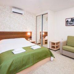 Гостиница Innreef комната для гостей фото 8