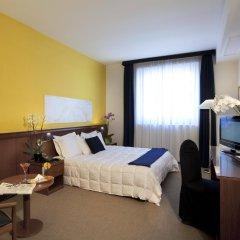 Grand Hotel Tiberio комната для гостей