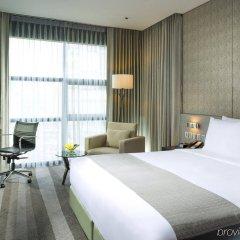 Отель Holiday Inn Bangkok Sukhumvit Бангкок комната для гостей фото 3