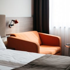 Q Hotel Plus Katowice комната для гостей