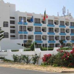 Отель Aparthotel Navigator пляж