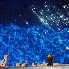 Отель Pension Hilpold Лана бассейн