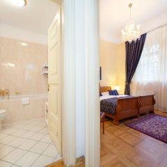 Отель Golden Star Чехия, Прага - 14 отзывов об отеле, цены и фото номеров - забронировать отель Golden Star онлайн ванная