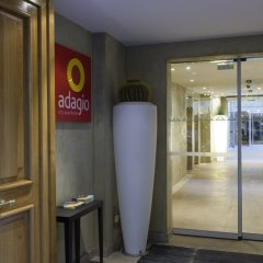 Отель Aparthotel Adagio Paris Opéra интерьер отеля фото 3