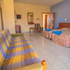 Отель Windmills Hotel Apartments Кипр, Протарас - отзывы, цены и фото номеров - забронировать отель Windmills Hotel Apartments онлайн комната для гостей фото 4
